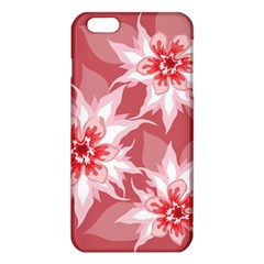 Flower Leaf Nature Flora Floral Iphone 6 Plus/6s Plus Tpu Case
