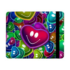 Heart Smile Love Many Friendly Samsung Galaxy Tab Pro 8 4  Flip Case