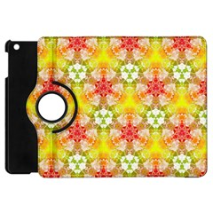 Background Abstract Pattern Texture Apple Ipad Mini Flip 360 Case