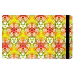 Background Abstract Pattern Texture Apple Ipad Pro 9 7   Flip Case by Pakrebo