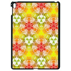 Background Abstract Pattern Texture Apple Ipad Pro 9 7   Black Seamless Case by Pakrebo