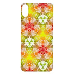 Background Abstract Pattern Texture Iphone X/xs Soft Bumper Uv Case
