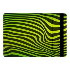 Wave Green Apple Ipad Pro 10 5   Flip Case