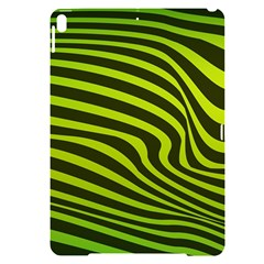 Wave Green Apple Ipad Pro 10 5   Black Uv Print Case