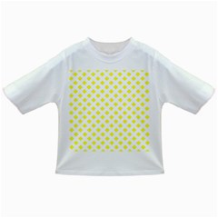 Yellow White Infant/toddler T Shirts by HermanTelo