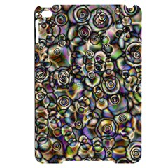 Circle Plasma Artistically Abstract Apple Ipad Mini 4 Black Uv Print Case by Bajindul