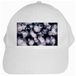 Ball Decoration Lights White Cap Front