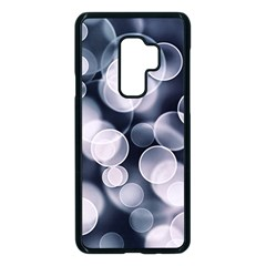 Ball Decoration Lights Samsung Galaxy S9 Plus Seamless Case(black) by Bajindul