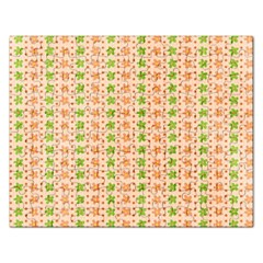 Flowers Rectangular Jigsaw Puzzl by Bajindul