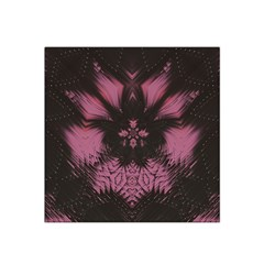 Glitch Art Grunge Distortion Satin Bandana Scarf