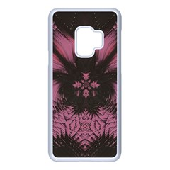 Glitch Art Grunge Distortion Samsung Galaxy S9 Seamless Case(white) by Mariart