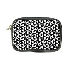 Geometric Tile Background Coin Purse