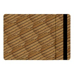 Wood Texture Wooden Apple Ipad Pro 10 5   Flip Case