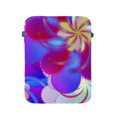 Colorful Abstract Design Pattern Apple Ipad 2/3/4 Protective Soft Cases