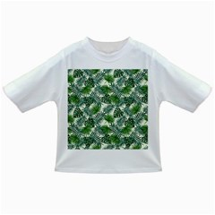 Leaves Tropical Wallpaper Foliage Infant/Toddler T-Shirts