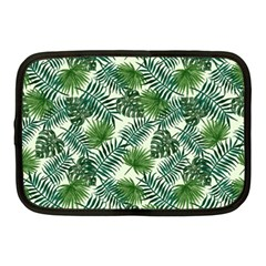Leaves Tropical Wallpaper Foliage Netbook Case (Medium)