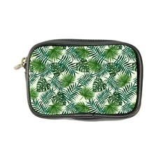 Leaves Tropical Wallpaper Foliage Coin Purse