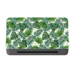 Leaves Tropical Wallpaper Foliage Memory Card Reader With Cf by Pakrebo