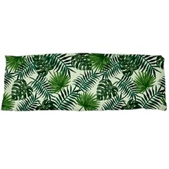 Leaves Tropical Wallpaper Foliage Body Pillow Case Dakimakura (Two Sides)