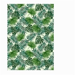 Leaves Tropical Wallpaper Foliage Large Garden Flag (Two Sides)