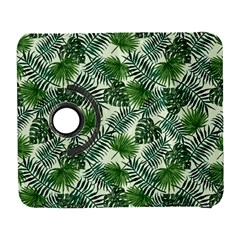 Leaves Tropical Wallpaper Foliage Samsung Galaxy S  III Flip 360 Case