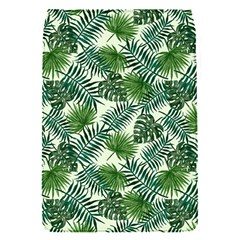 Leaves Tropical Wallpaper Foliage Removable Flap Cover (s) by Pakrebo