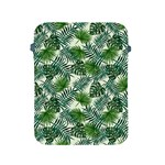 Leaves Tropical Wallpaper Foliage Apple iPad 2/3/4 Protective Soft Cases Front