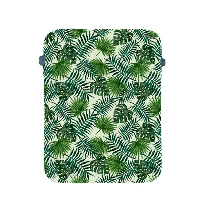 Leaves Tropical Wallpaper Foliage Apple iPad 2/3/4 Protective Soft Cases