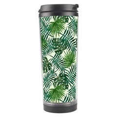 Leaves Tropical Wallpaper Foliage Travel Tumbler