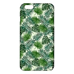 Leaves Tropical Wallpaper Foliage iPhone 6 Plus/6S Plus TPU Case