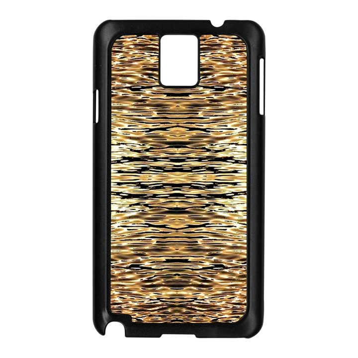 ML-C-4-9 Samsung Galaxy Note 3 N9005 Case (Black)