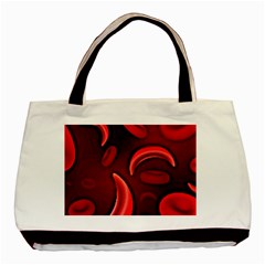 Cells All Over  Basic Tote Bag by shawnstestimony