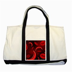 Cells All Over  Two Tone Tote Bag by shawnstestimony