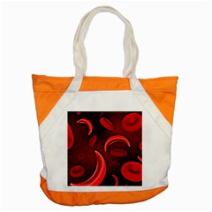 Cells All Over  Accent Tote Bag by shawnstestimony