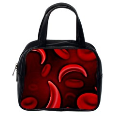 Cells All Over  Classic Handbag (one Side) by shawnstestimony