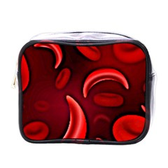 Cells All Over  Mini Toiletries Bag (one Side) by shawnstestimony