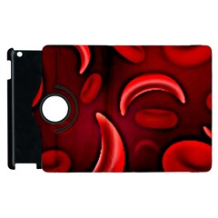 Cells All Over  Apple Ipad 2 Flip 360 Case by shawnstestimony