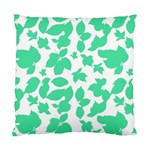 Botanical Motif Print Pattern Standard Cushion Case (One Side) Front