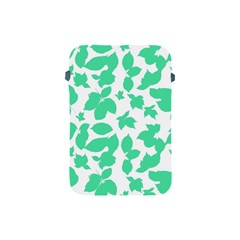 Botanical Motif Print Pattern Apple Ipad Mini Protective Soft Cases