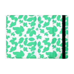 Botanical Motif Print Pattern iPad Mini 2 Flip Cases