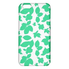 Botanical Motif Print Pattern iPhone 6 Plus/6S Plus TPU Case