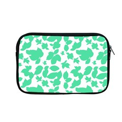 Botanical Motif Print Pattern Apple MacBook Pro 13  Zipper Case