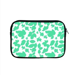 Botanical Motif Print Pattern Apple MacBook Pro 15  Zipper Case