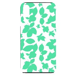 Botanical Motif Print Pattern iPhone XS MAX