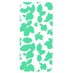 Botanical Motif Print Pattern iPhone 7/8 Soft Bumper UV Case