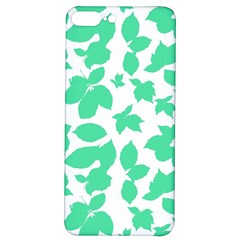Botanical Motif Print Pattern iPhone 7/8 Plus Soft Bumper UV Case
