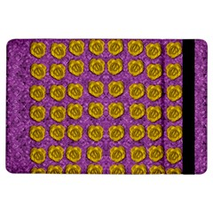 Roses Loves  Peace And Calm Freedom In Happiness Ipad Air Flip by pepitasart