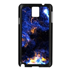 Universe Exploded Samsung Galaxy Note 3 N9005 Case (black) by WensdaiAmbrose