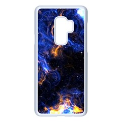 Universe Exploded Samsung Galaxy S9 Plus Seamless Case(white) by WensdaiAmbrose