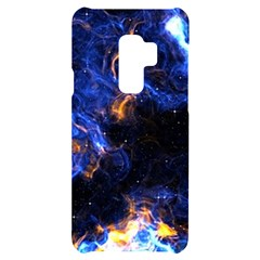 Universe Exploded Samsung S9 Plus Black Uv Print Case by WensdaiAmbrose